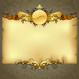 Ornate frame Royalty Free Stock Images