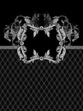 Ornate frame Royalty Free Stock Photo