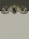 Ornate frame Royalty Free Stock Image