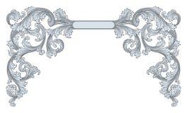Ornate frame vector. Vector illustration of ornate frame Stock Photo