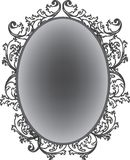 Ornate frame vector Stock Photo