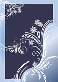 Ornate frame vector Royalty Free Stock Images