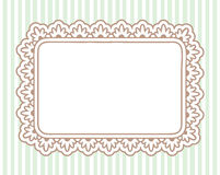Ornate frame Stock Photos