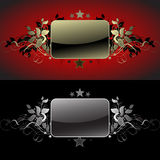 Ornate frames Royalty Free Stock Photography