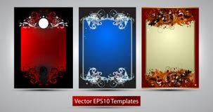 Ornate frames Stock Photos