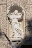 Ornate gates of Sapieha park, Vilnius, Lithuania Royalty Free Stock Photo