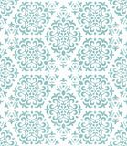 Ornate geometric wallpaper Stock Images
