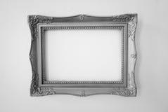 Ornate golden frame Royalty Free Stock Image