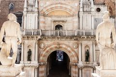 Doge`s Palace Palazzo Ducale Royalty Free Stock Images