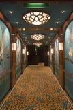 Ornate Hallway Royalty Free Stock Photography
