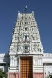 Ornate Hindu Temple Stock Images