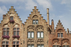 Ornate and historic rooftops Royalty Free Stock Image