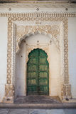 Ornate Indian Doorway Stock Image
