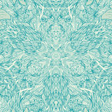 Ornate lace pattern,  detailed  background Royalty Free Stock Photo
