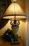 Ornate Lamp. Ornate bedside lamp Stock Image