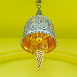 Ornate lamp Stock Photography