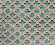 Ornate Moorish Pattern Royalty Free Stock Photos