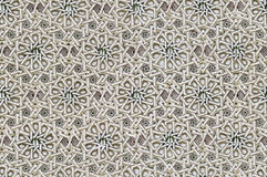 Ornate Moorish Pattern Royalty Free Stock Images