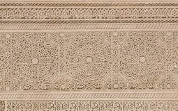 Ornate Moorish Pattern Stock Photos