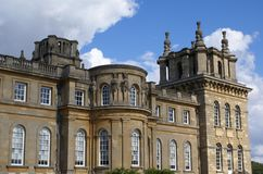 Blenheim Palace, Woodstock, Oxfordshire, England Royalty Free Stock Photography