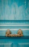Ornate Paris Door Handle Stock Photos
