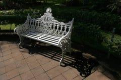Free Ornate Park Bench Royalty Free Stock Photos - 56738