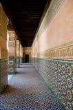 Ornate Passageway Royalty Free Stock Images