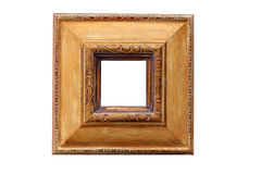 Ornate picture frame Stock Photography
