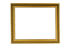 Ornate Picture Frame Royalty Free Stock Images