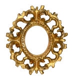 Ornate Picture Frame Stock Image