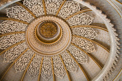 Ornate Portuguese Palace Royalty Free Stock Images