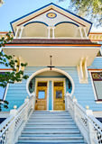 Ornate residential architecture Stock Photos