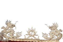Ornate rooftop Royalty Free Stock Photo