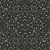Ornate Scroll Pattern Stock Photos