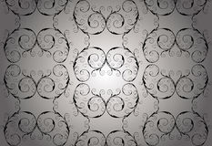 Ornate seamless texture Stock Image