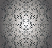 Ornate seamless texture Stock Images