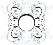Ornate shield Royalty Free Stock Photos