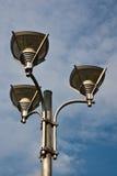 Ornate Street Lamp stock photos