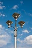 Ornate Street Lamp stock image
