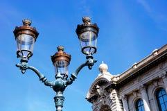 Ornate street light. Stock Photography