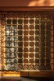 Ornate Ticket Window Stock Image