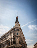 Ornate tower Stock Photography
