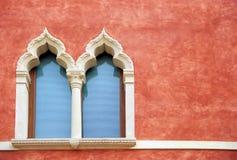 Ornate Verona Windows stock photography