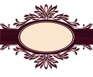 Ornate vintage frame Royalty Free Stock Photography