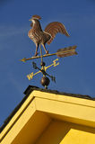 Ornate Weather Vane Royalty Free Stock Image