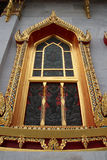Ornate window Stock Photography