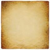ornated纸形状的页正方形葡萄酒 库存图片