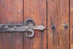 Ornated Tür stockbilder