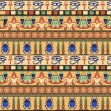 Ornement égyptien positionnement Images stock