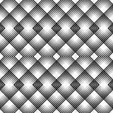 Ornement britannique de plaid Ligne mince diagonale abstraite Art Pattern Photos stock